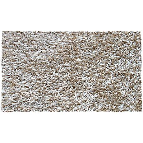 Coral Tan Doormat