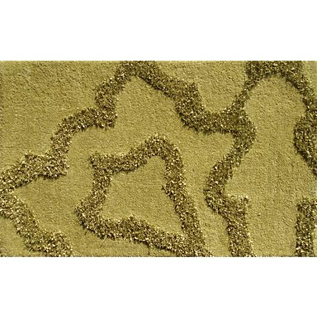Mykonos Green Doormat