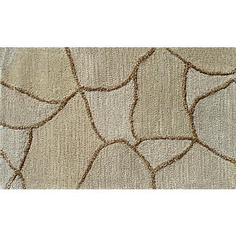 Rhodes Cream and Ivory Doormat