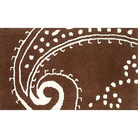 Maison Delhi Brown Doormat