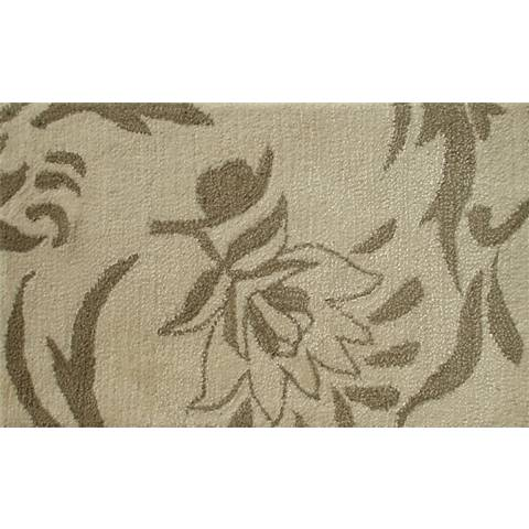 Wainscott Ivory and Gray Doormat