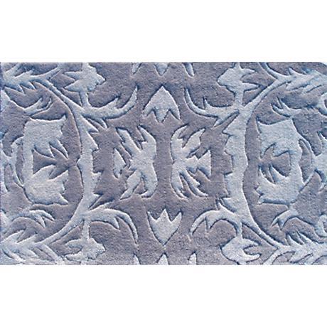 Mallorca Gray and Ivory Doormat