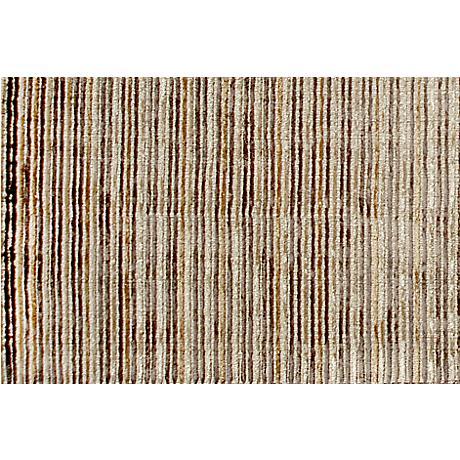 Santa Rosa Ivory and Brown Doormat