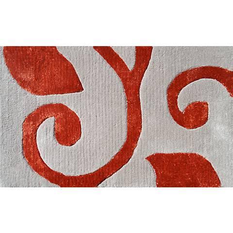 Fogli Red Doormat