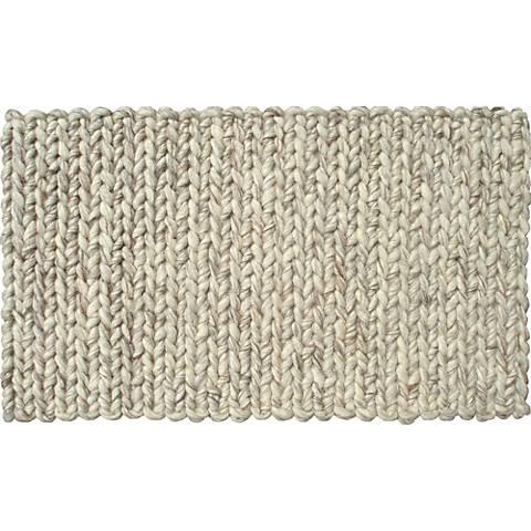 San Juan Ivory Doormat