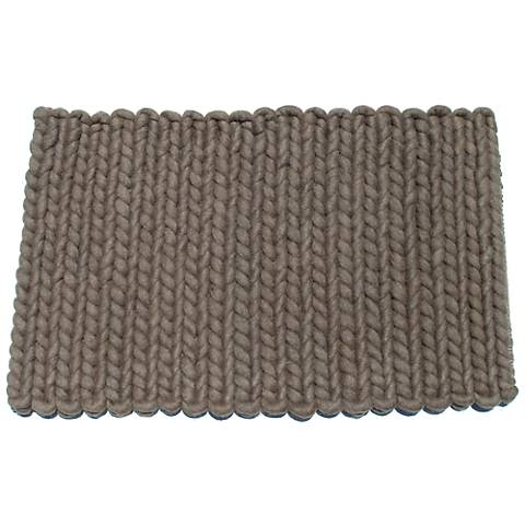 San Juan Brown Doormat