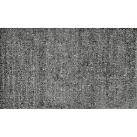 Capri Gray Art Silk Doormat