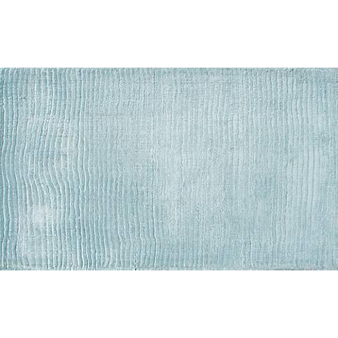 Babette Aqua Doormat