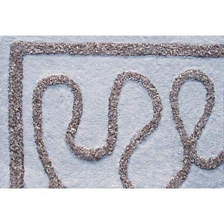 Glamour Ivory Doormat