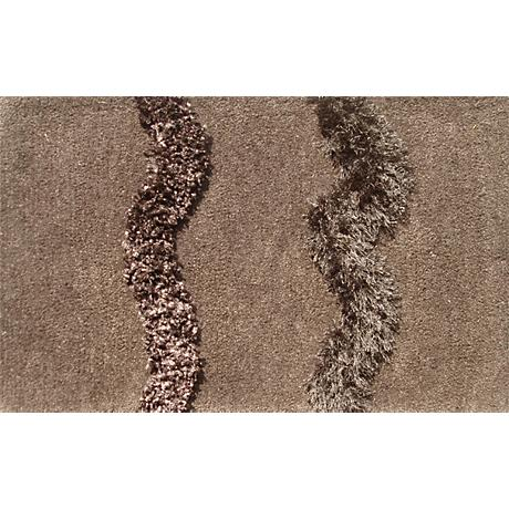 Moreno Chocolate Brown Doormat