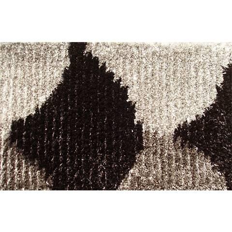 Scales Black and Silver Doormat