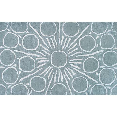 Illuminata Slate and Cream Doormat