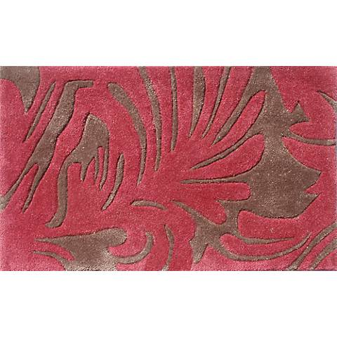 Solace Rose and Cocoa Doormat