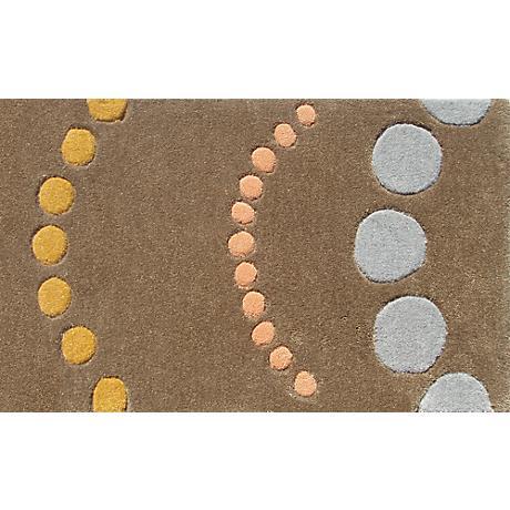 Bianca Brown and Gold Doormat