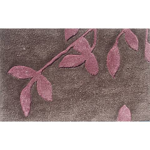 Botanica Purple Doormat