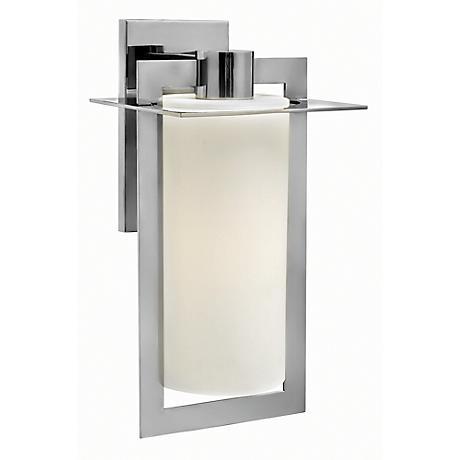 "Hinkley Colfax 19 1/4"" High Steel Outdoor Wall Light"