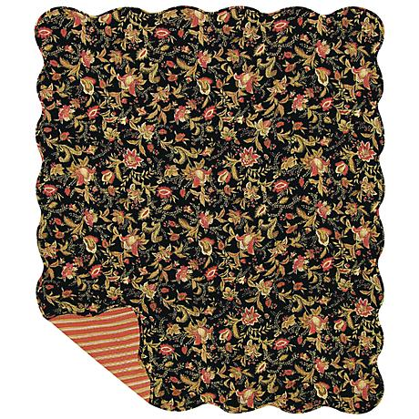 Blakeley Quilted Throw Blanket