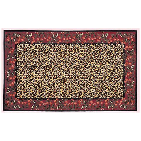 Savannah 2'x3' Hand Hooked Wool Rug