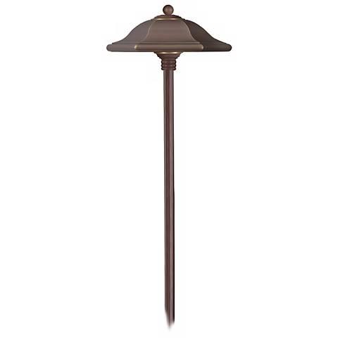 Hinkley Monticello Copper Bronze Low Voltage Path Light
