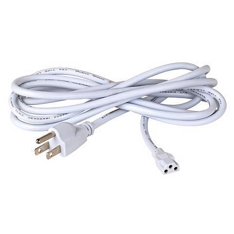 6' Power Cord and Plug for Sleek Plus
