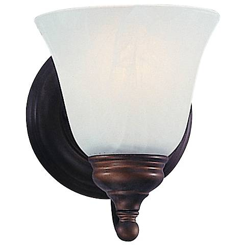 "Feiss Bristol Collection 7"" High Wall Sconce"