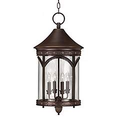 Lucerne Collection 24 1 2 High Outdoor Hanging Light