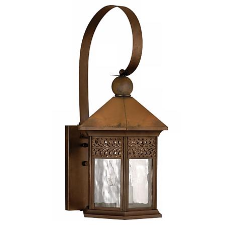 """Hinkley Westwinds Collection 22"""" High Outdoor Wall Light"""