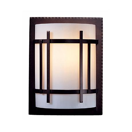 """Hubbardton Forge ADA Compliant 12"""" High Cage  Sconce"""