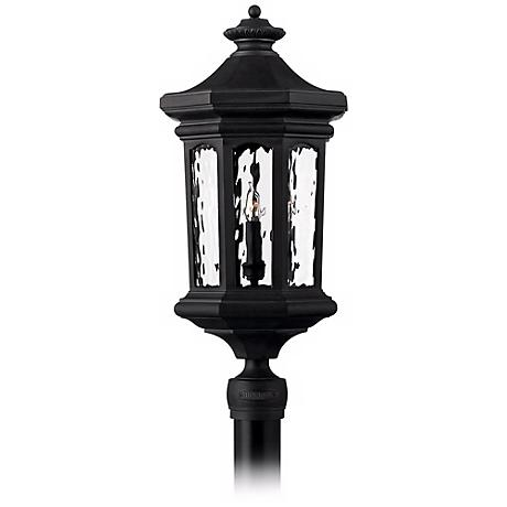 """Hinkley Raley Collection 26 1/4"""" High Outdoor Post Light"""