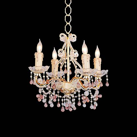 Colored Crystal Chandelier Chandeliers Design – Colored Chandelier