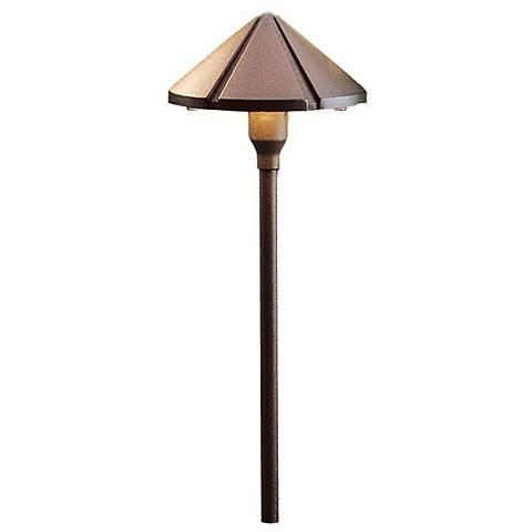 Kichler Architectural Bronze Cone Landscape Light