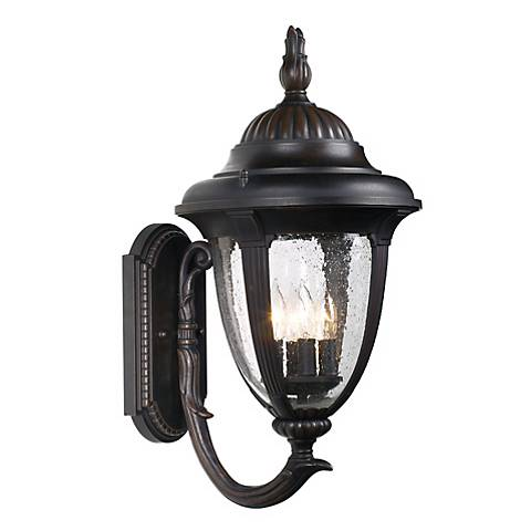"Casa Sierra™ Bronze 23 1/2"" High Outdoor Wall Light"