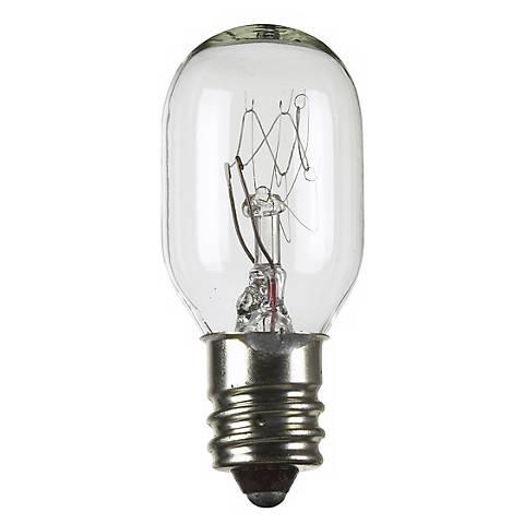 20 Watt Candelabra Light Bulb