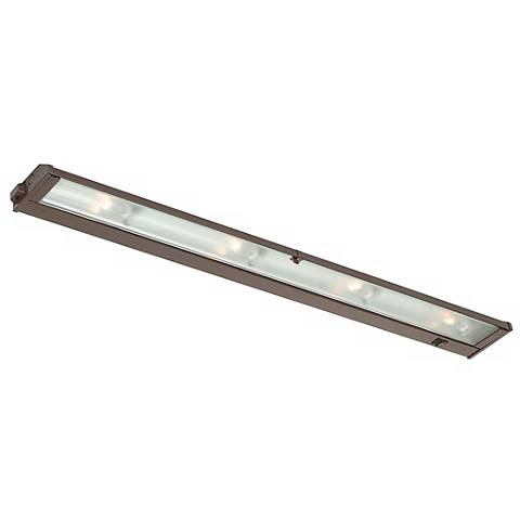 "Mach 120 Bronze 32"" Xenon Under Cabinet Light"