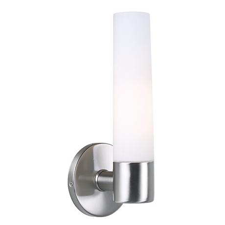 slim contemporary wall sconce from the george kovacs simply kovacs. Black Bedroom Furniture Sets. Home Design Ideas