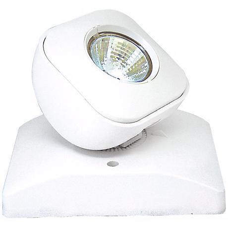 Single Head Indoor 5.4 Watt MR-16 Remote Emergency Light