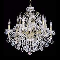 James Moder, Crystal, Chandeliers | Lamps Plus