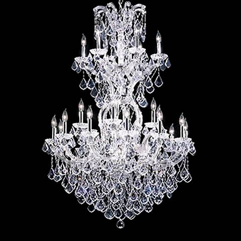 James R. Moder Maria Teresa Grand Extra Large Chandelier