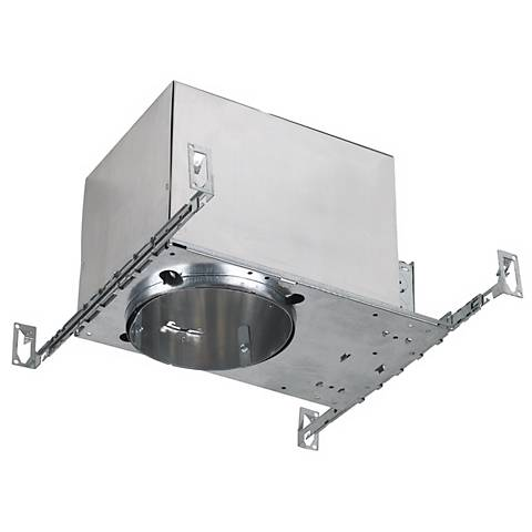 """Twin Compact Fluorescent 6"""" IC Recessed Light Housing"""