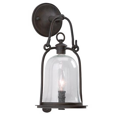 """Owings Mill Collection 15 1/2"""" High Outdoor Wall Light"""