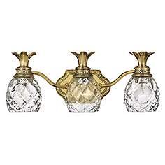 Bathroom Lighting Fixtures Brass brass - antique brass, traditional, bathroom lighting | lamps plus