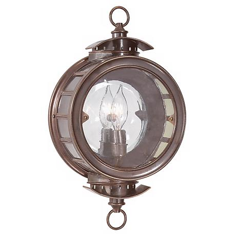 """Charelston Collection 15"""" High Outdoor Wall Light"""