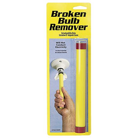 Broken Light Bulb Remover