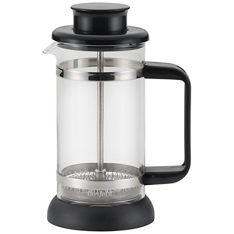 BonJour Coffee and Tea 3-Cup Black French Press