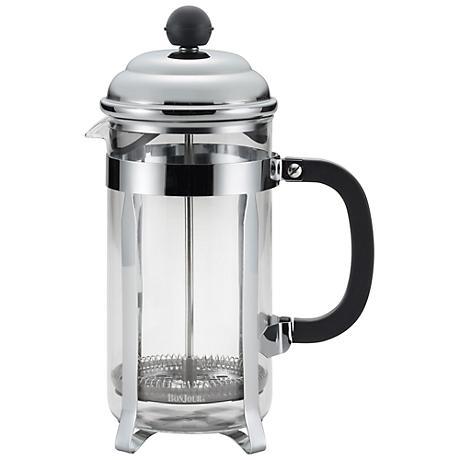 BonJour Coffee 8-Cup Bijoux Black French Press