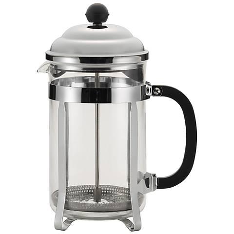 BonJour Coffee 12-Cup Bijoux Black French Press