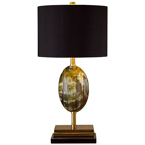 John Richard Unihorn Ovoid Table Lamp