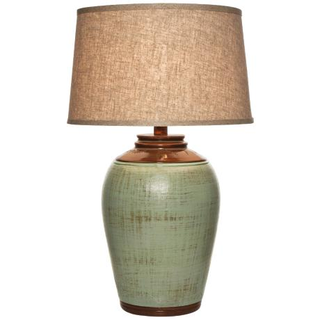 Kearny Celadon Green Table Lamp 5f874 Lamps Plus