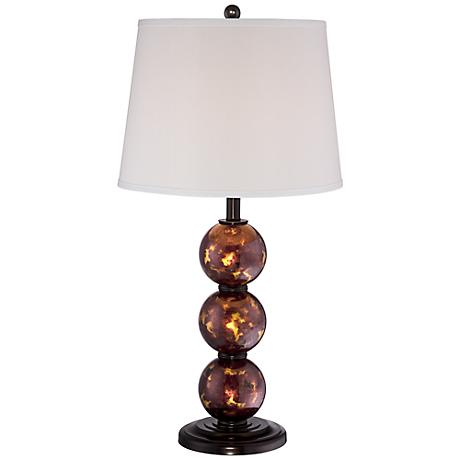jasper bronze globes glass table lamp 5g059 lamps plus. Black Bedroom Furniture Sets. Home Design Ideas