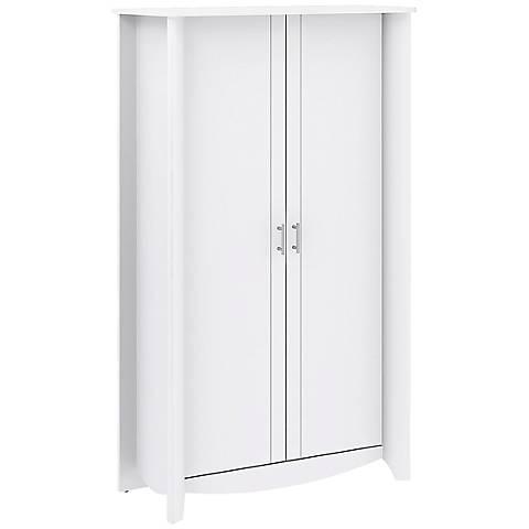 Aero 2-Door Pure White Tall Storage